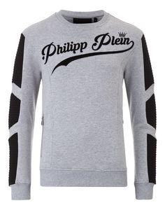 "PHILIPP PLEIN SWEATSHIRT ""SAY MY NAME"". #philippplein #cloth #"