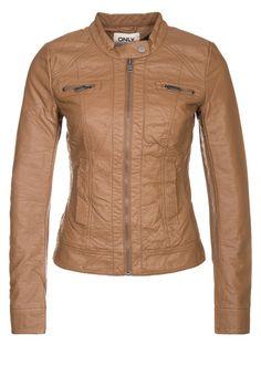 ONLY BANDIT - Kevyt takki - ruskea 39,95 € päällikankaan materiaali: 100% polyuretaani vuori: 100% polyesteri