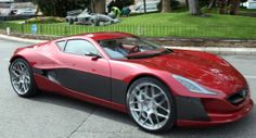 Croatia's Rimac All-Electric Supercar Sees Promise of First Investment - Carscoops
