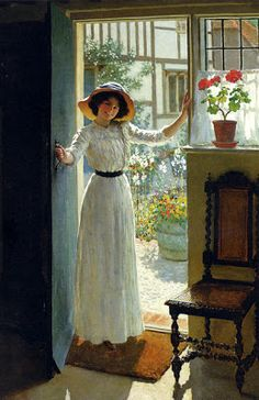 Art: William Henry Margetson