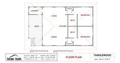 Tanglewood Design Oahu Floor Plans | Teak Bali