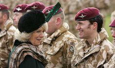 MoD blows Camilla's undercover role in the Army's most secretive unit