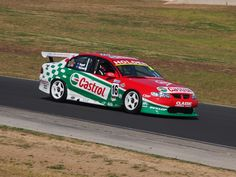 Holden VX Commodore - Darren Renouf - Muscle Car Masters - 1/9/13