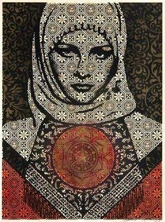 Poster Artist Shepherd Fairey