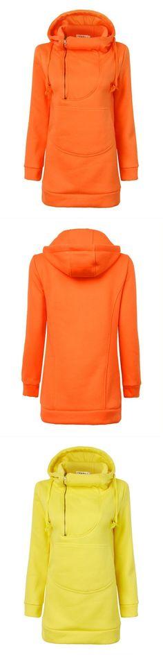 Sweatshirts round neck leisure women high collar long sleeve zipper hooded pullover sweatshirt #509 #sweatshirts #k-9 #sweatshirts #sweatshirts #3xl #sweatshirts #and #hoodies