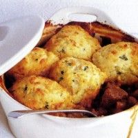 Savoury Beef Dumplings : Halogen Oven Recipes