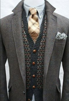 A gentleman's style