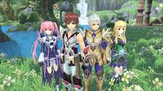 Today, with an announcement on Aeria Games' facebook a few hours ago, Aura Kingdom, another potential hit anime MMORPG after Eden Eternal, releases its full website. Players could learn all the game details and download fan-kit material via the official site. The beta test sign-up also kicked off.