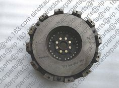 YITUO YTO 804 904 tractor parts, the 11 inch dual stage clutch with main clutch disc