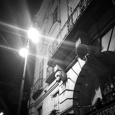 #Torino #Turin #urbansafari #viaMilano #night #lights #shadows