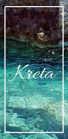 Ein echter Sehnsuchtsort auf der Insel Kreta in Griechenland!