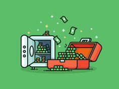 Make More Money! by Justas Galaburda