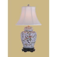 "East Enterprises Inc 26"" Table Lamp"