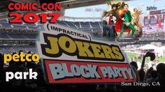 Block Party IMPRACTICAL JOKERS 2017
