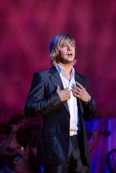 Keith Harkin - sounds like chocolate tastes and he's not bad looking either. ;)