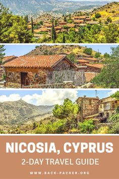 A 2 day guide to exploring Nicosia, the divided capital city of Cyprus. Things to see and do including museums, bike and walking tours, restaurants, bars and pubs + where to stay and best accommodation. Travel in Cyprus. | Back-packer.org #Nicosia #Cyprus