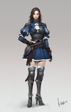 New Design Character Concept Female Characters Ideas Fantasy Female Warrior, Female Armor, Female Knight, Fantasy Armor, Fantasy Girl, Female Character Concept, Fantasy Character Design, Character Design Inspiration, Character Art