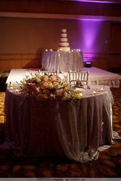Sweet Heart Table & Cake