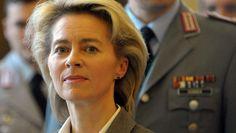 Министр обороны Германии Урсула фон дер  Ляйен отметила, что победивший на выборах президента США республиканец  Дональд Трамп после в...