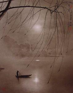 Winter Fog by Don Hong-Oai, Vietnam 1974
