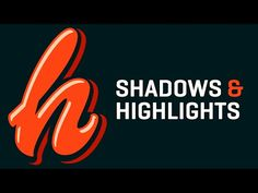 How To Easily Add Shadows & Highlights To Lettering | Adobe Illustrator…
