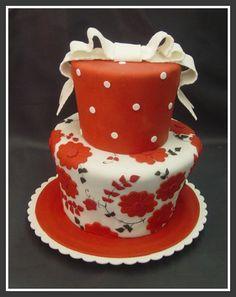 kalix flower cake - claudia behrens | Flickr - Photo Sharing!
