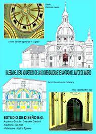 Resultado de imagen de iglesia de las comendadoras de santiago madrid