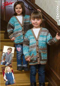 Wonderful knitted basics.