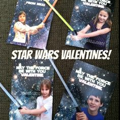 Star Wars #Valentines DIY!