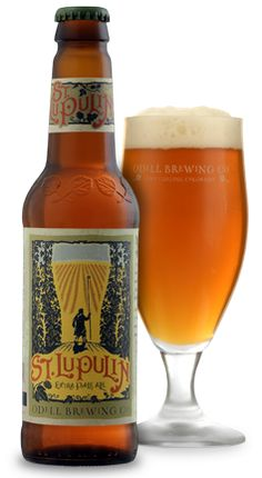 St. Lupulin - This is probably the best, most well-rounded beer I have ever had the pleasure to consume.  Slainte!