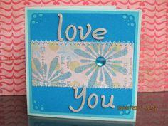 Tarjeta Love You