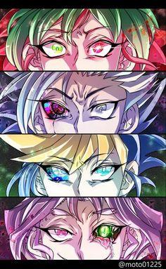 Risultato immagine per yugioh arc v yuya yuto yugo yuri Yu Gi Oh, Yugioh Dragon Cards, Yugioh Yami, Beast, Yugioh Collection, Yugioh Monsters, Anime Poses Reference, Fan Art, Image Manga