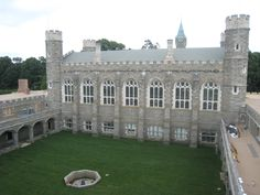 Thomas Cloister at Bryn Mawr College