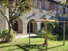 Cloître - Montsalvy