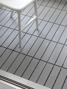 RUNNEN balcony flooring by IKEA