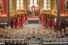 Missa na Basílica