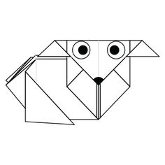 These instructions will show you how to make an easy origami goat folded from a single square sheet of paper. How To Make Origami, Origami Easy, Origami Instructions, Step By Step Instructions, Origami Goat, Origami Diagrams, Origami Step By Step, School Projects, Goats