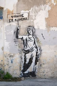 Vote For Nobody by Bleeps,Athens