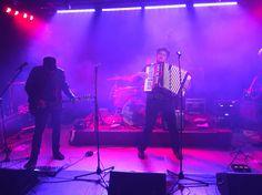 Westwerker: guitar and accordeon