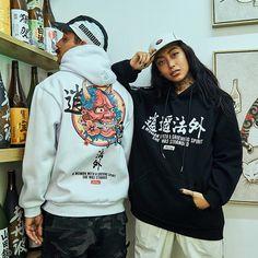 Hoodie Sweatshirts, Fleece Hoodie, Streetwear Mode, Streetwear Fashion, Hip Hop, Sweat Style, Japanese Hoodie, Style Japonais, Looks Style