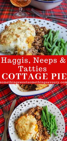 This Haggis neeps and tatties cottage pie is hearty warming and so comforting! Its perfect for a Burns Night Celebration or a chilly Winters Day. Best Dinner Recipes, Supper Recipes, Entree Recipes, Pork Recipes, Lunch Recipes, Chicken Recipes, Cooking Recipes, Healthy Recipes, Delicious Recipes