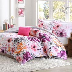 Twin Size 3pc Sheet Set for Girls//Teens Tiara Crowns Princess Purple Lavender Pink White New