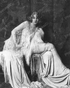 Gladys Glad Showgirl Vintage 8x10 Reprint Of Old Photo 1