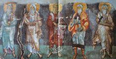 Orthodox Icons, Fresco, Holi, Saints, Painting, Ornaments, Persona, Fresh, Painting Art