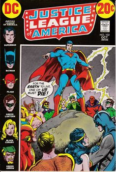 Justice League of America 1960 1st Series 102 by ViewObscura, $12.00
