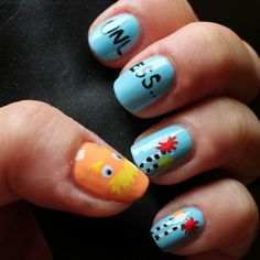 Would you try Lorax Nails by Francesca M? Vote on Preen.Me!