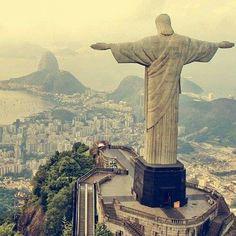 Cristo Redentor - Rìo de Janeiro, Brasil