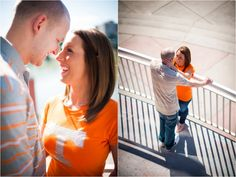 Save the date, Knoxville Engagement Photo, southern, photographer, University of Tennessee | KLP Photography