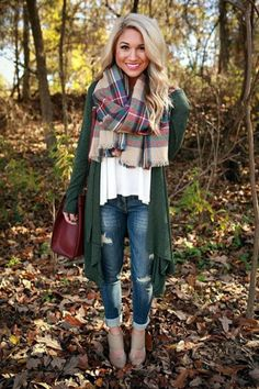 Best Comfortable Women Fall Outfits Ideas As Trend 2017 24