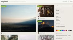 Magdeleine es una página que reúne una gran selección de fotografías libres de gran calidad. Para utilizar en nuestros proyectos o para inspirarnos.